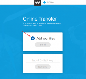 how to transfer files