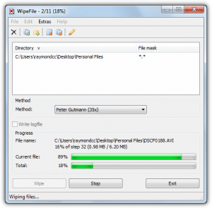 Prevent Recovery Software