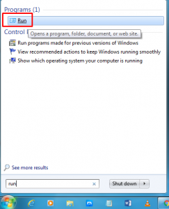 Windows Service Pack 1 Error