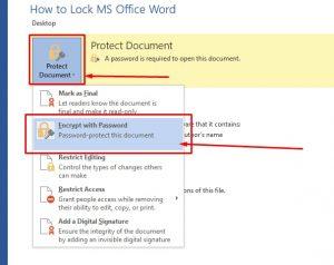 UnLock MS Office Word